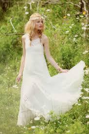 hippie wedding dresses dressed up girl