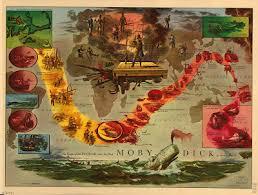 Moby Charts Moby Dick Desperado Philosophy