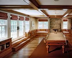 game room lighting ideas. Ceiling-lighting-and-tray-ceiling-with-roman-shades- Game Room Lighting Ideas N