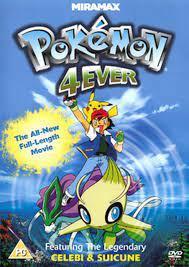 Pokemon - The Movie - 4ever DVD