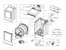 Dryer plug wiring diagram best of samsung model dv45h7000ew a2 0000 residential dryer genuine parts of
