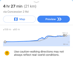 A Helpful Google Maps Feature For Runners Or Tourists