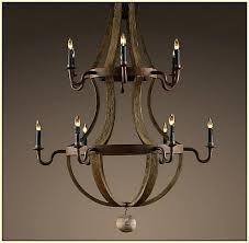 restoration hardware chandelier knock off orb spencer