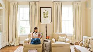 Living Room Window Treatment Window Treatments Southern Living