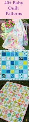 283 best Baby Quilt Patterns images on Pinterest   Quilting ... & 40+ Baby Quilt Patterns. Keep your little one cozy with adorable quilts for  boys Adamdwight.com