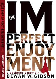 book cover for the imperfect enjoyment
