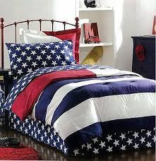 Amazon American Flag Bedding Set 8 Pc Full forter Sheets