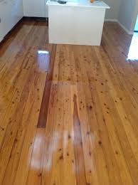 cypress pine strip floor with a modified oil low shine finish