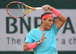In a year of change, one constant remains: Rafael Nadal Wears 1 Million Richard Mille Watch While Playing French Open