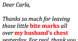 Angry Wife Writes The Best Letter Ever To Husband S Mistress This
