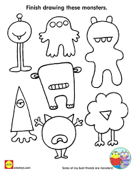 Halloween Coloring Activity Sheets As Well As Download Color By ...
