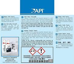 Api Calcium Test Kit