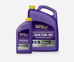 Home Royal Purple Synthetic Oil