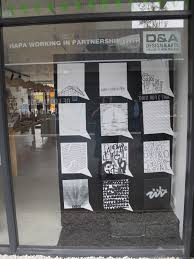 Design And Arts College Nz Design Arts College Window Display Discoverywall Nz