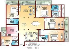 full size of 4 bedroom modern house plans in kenya design nigeria simple of room plan