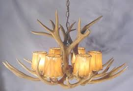 how to make a whitetail deer antler chandelier full image for how pertaining to real