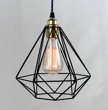 ceiling lights aged bronze cage pendant light vintage wire cage light birdcage light