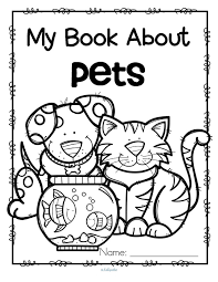 Printable Worksheets On Pets | Homeshealth.info