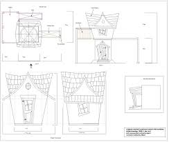 crooked playhouse plans free awesome flossy crooked tree house plans arts and crooked house playhouse