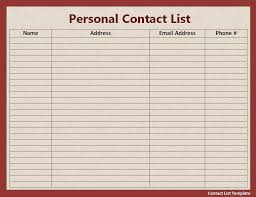 Phone Roster Template Attractive Roster List Template Mold Documentation Template 12