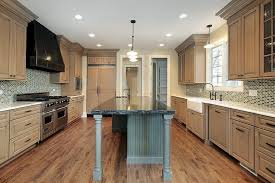 Kitchen Colors With Light Wood Cabinets Simple Design Inspiration