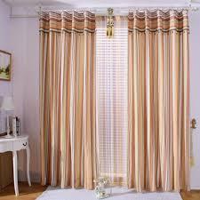 Bedroom Curtain Rod Window Curtain Ideas For Double Windows