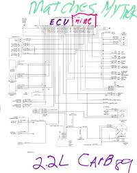 b2200 efi conversion mazda mx 6 forum here is the 93 efi diagram