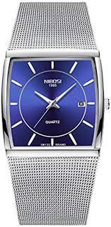 <b>nibosi</b> Mens Watch,Business Fashion Top <b>Brand Luxury</b> Dress ...