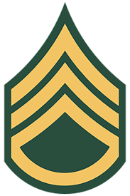 Army Nco Ranks Chart U S Military Rank Insignia
