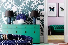 Small Picture Wallpaper and Paint Feature Wall Ideas Living Room Walls