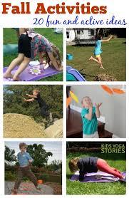 outdoor activities for kids. 20 Outdoor Fall Activities For Kids