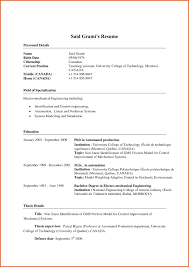Impressive Resume Samples Teacher Assistant In Example With No