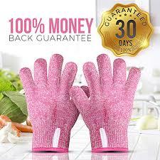 Truchef Kids Cut Resistant Gloves Ages 4 8 Maximum Kids