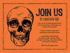Blank Halloween Invitation Templates Create Free Halloween Invitations Online Its A Treat