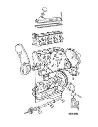 Volvo B230 Engine From The Late