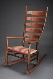 Wooden Rocking Chair - Brian Boggs