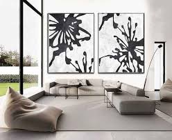New Arrived Modern Wall Art Heart Flowers Painting On Canvas Pertaining To  Modern Canvas Wall Art Decorating ...