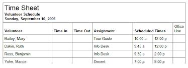 Schedule To Print Volgistics Help