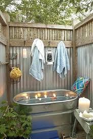 outdoor shower heads rustic outdoor shower outside galvanized shower just add rain shower outdoor shower heads outdoor shower heads