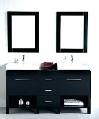5 foot bathroom vanity 5 foot bathroom vanity double sink ft inch with flip 5 foot