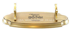 Harry Potter Wand Display Stand NEW Universal Studios Wizarding World Of Harry Potter Wand Display 23