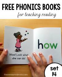 Phonics worksheets are a great way for young learners to practice phonics lessons. Phonics Books For Various Vowel Teams The Measured Mom