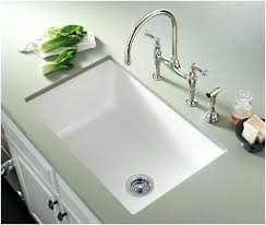 cast iron undermount kitchen sink kitchen sink kitchen cast iron in 5 hole single bowl kitchen