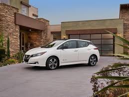 2018 nissan electric car.  nissan 63640220817501044018leaf13jpg the redesigned 2018 nissan  intended nissan electric car