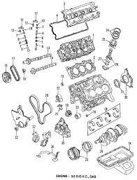 Isuzu Trooper Steering Parts Diagram