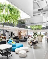 Space Furnitureu0027s New Showroom By DesignOffice U2014 More Space MagazineSpace Furniture Brisbane Australia