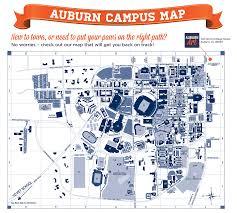 auburn university campus map – auburn art