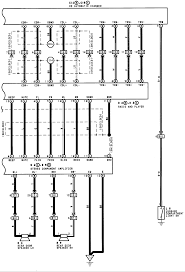 radio wiring diagram toyota avalon radio wiring diagrams