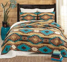 southwest quilts southwestern style comforter sets bedding 20 off