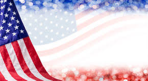 closeup of grunge american flag american flag and bokeh background with copy e for 4 july independence day and other